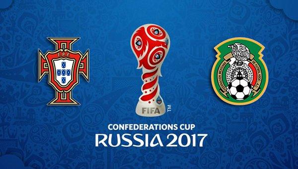 Prediksi Portugal Vs Meksiko 18 Juni 2017 | 99 Bola