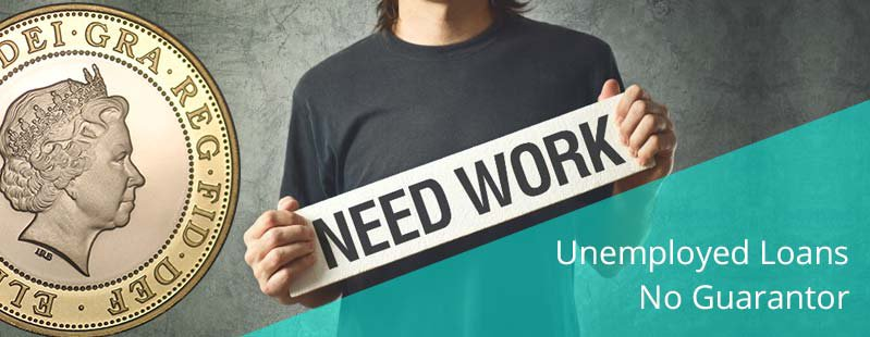 How Unemployed Loans with No Guarantor Can Be Efficient?