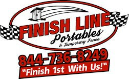 Porta Potty Rental | Rent Finish Line Portable Toilet