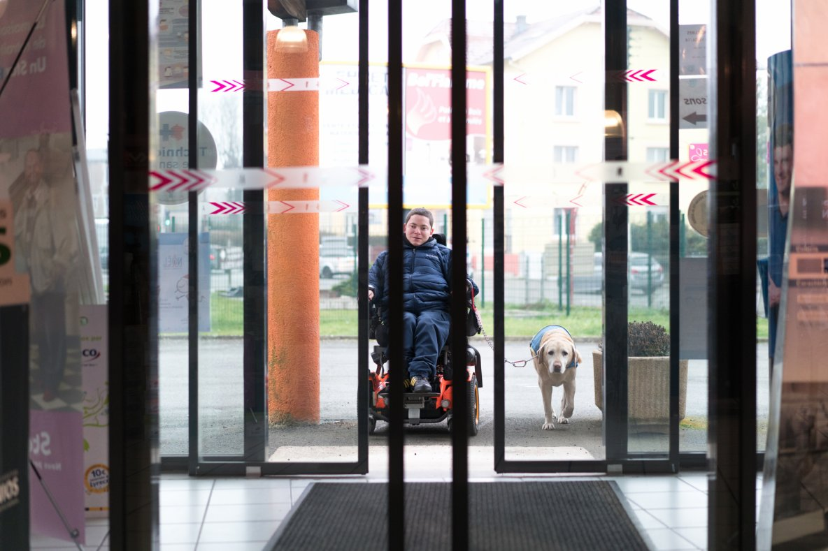 Edouard Scheidecker – Mon emploi, mon handicap AGEFIPH