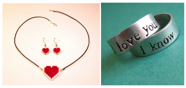 Valentine's Gifts For Geeks [Feature]