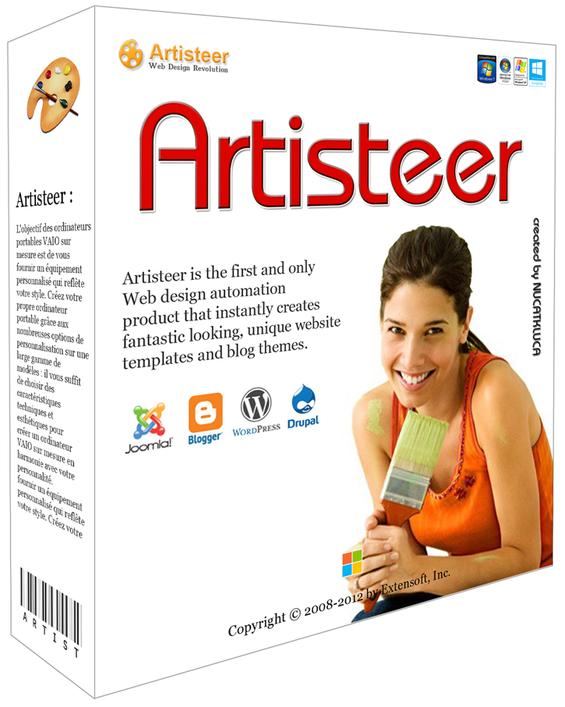 Artisteer 4.3 Crack plus License keys Full Version Free