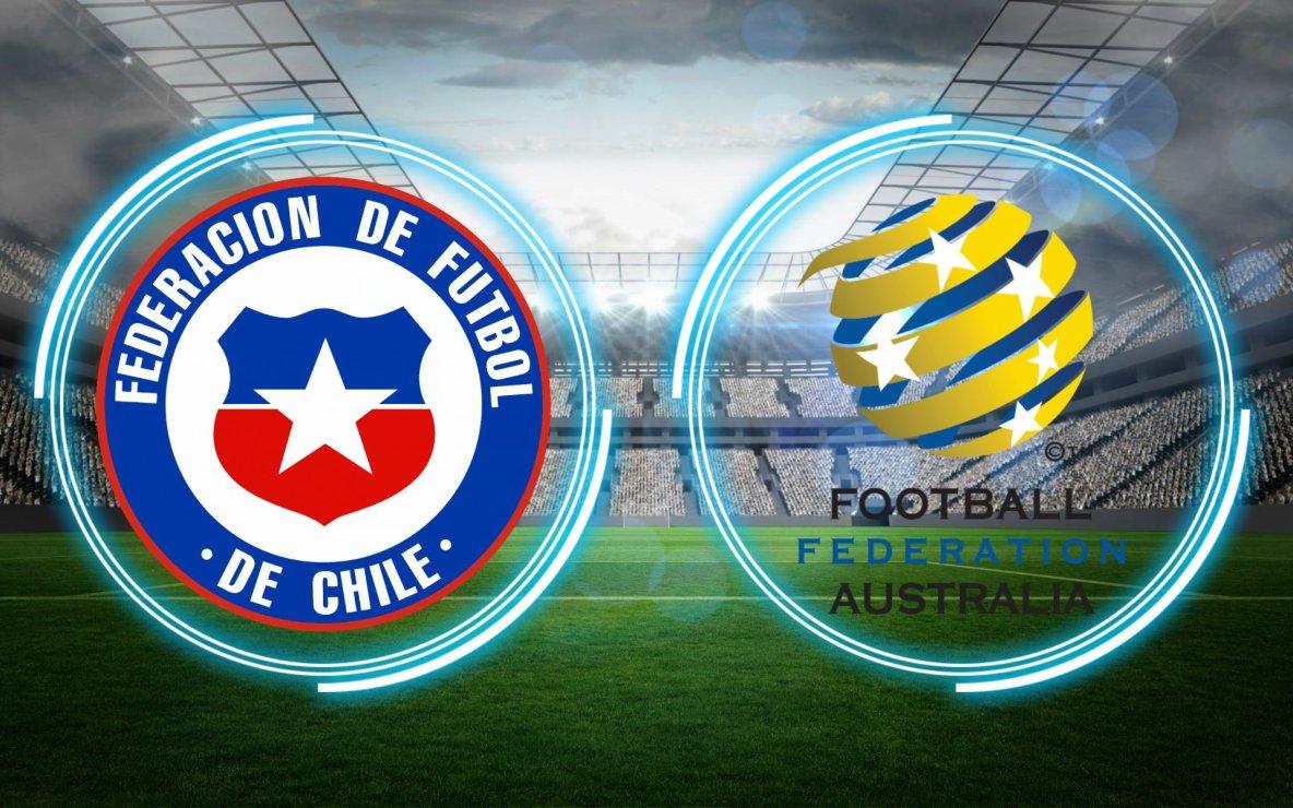 Prediksi Chile vs Australia 25 Juni 2017