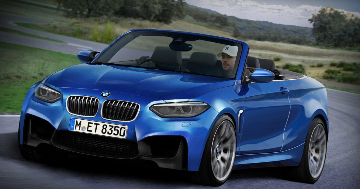BMW M2 Convertible already imagined by car enthusiasts