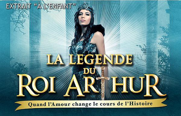 Un titre inédit de La Légende Du Roi Arthur chanté par Zaho dévoilé | Niooz.fr
