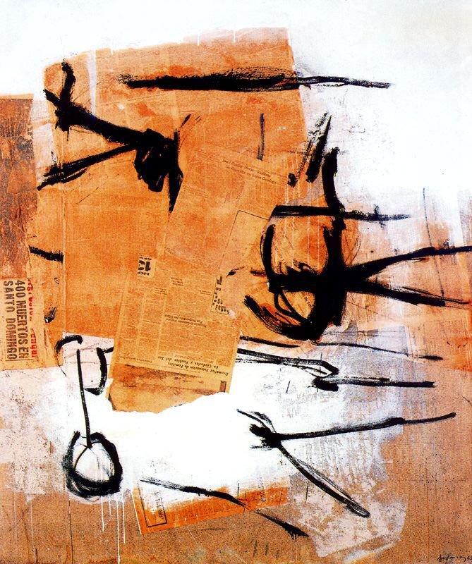 Exposition Art Blog: Jose Balmes - Art Informel