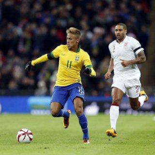Neymar est-il de la trempe de CR7 et Messi?