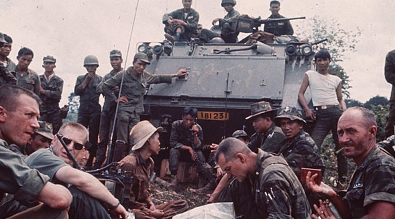 Stoned in Combat: Weed Smokers in the Vietnam War