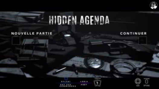 Jeux vidéos Clermont-Ferrand sylvaindu63 & loriadu63 - Hidden Agenda épisode 02 act 2 & act 3 bientôt la fin - vidéo Dailymotion