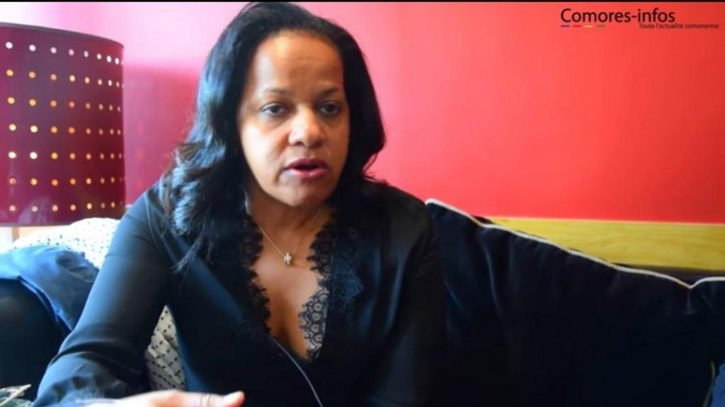 Nadia Tourqui » un Comorien n'est pas un clandestin à Mayotte, il est chez lui» | Comores Infos