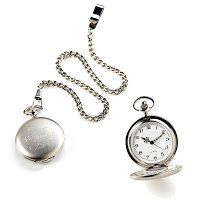 Catherine's Best Gift Advice: Personalized Silver Pocket Watch: Types of Pocket Watch