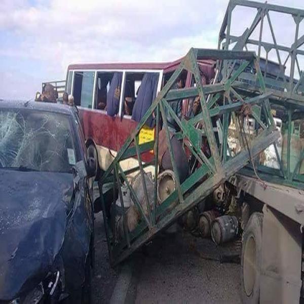 ALERTE- Plusieurs morts et blessés dans un accident impliquant un bus à Tiaret - Algérie360