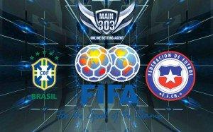 Prediksi Brasil vs Cili 29 Maret 2015 Laga Persahabatan