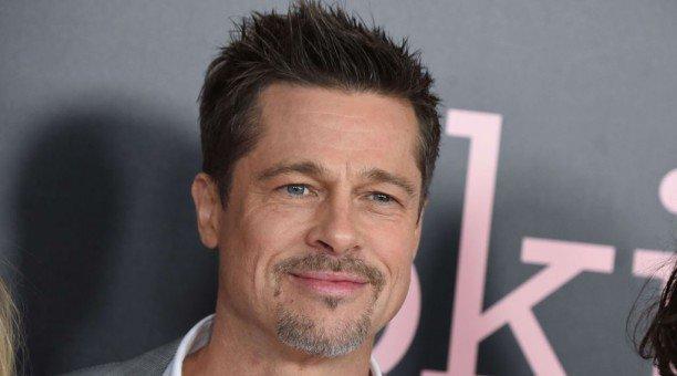 Ce jour où Brad Pitt a refusé de boire un verre avec une célèbre animatrice française... Cinéma - Télé 2 Semaines