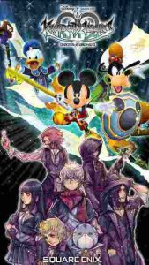 KINGDOM HEARTS Union χ 2.4.1 Apk