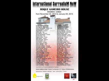 """Lisbon """"International Surrealism Now"""" – The Roque Gameiro House, Amadora"""