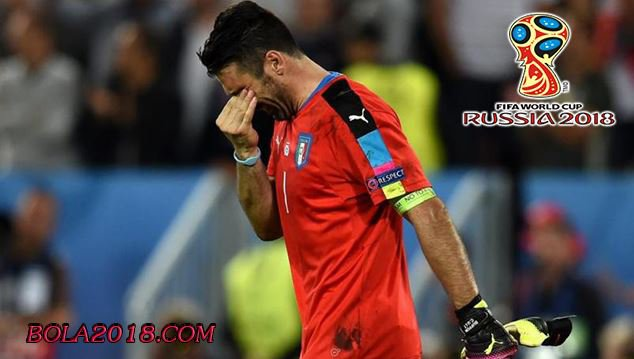 Italia Harus Bermain Di Play Off - Piala Dunia 2018