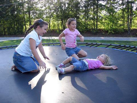 10-Foot Trampoline: The Best Size for Your Family