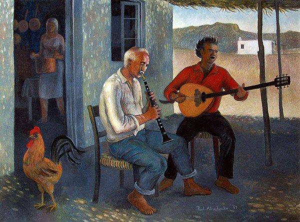 Rebético et bouzouki chantent la Grèce