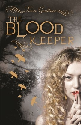 Blood Journals, tome 2 : The Blood Keeper (Blood Lovers) de Tessa Gratton