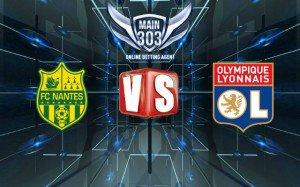 Prediksi Nantes vs Olympique Lyonnais 21 Januari 2015 Coupe