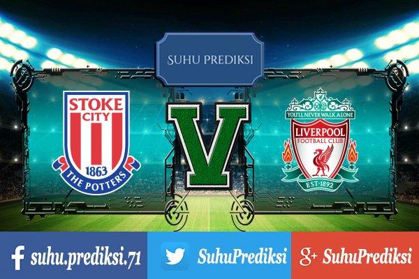 Prediksi Bola Stoke City Vs Liverpool 30 November 2017
