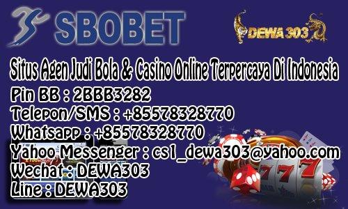 Situs Bandar Bola Online Rekomendasi Deposit Terkecil