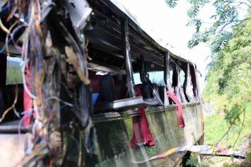 Accident d'un car de tourisme suisse en Norvège: mort d'un 4e passager