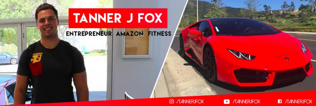 tanner fox amazon
