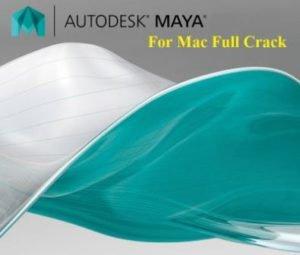 AutoDesk Maya 2018 Serial For Mac OSX Full Download