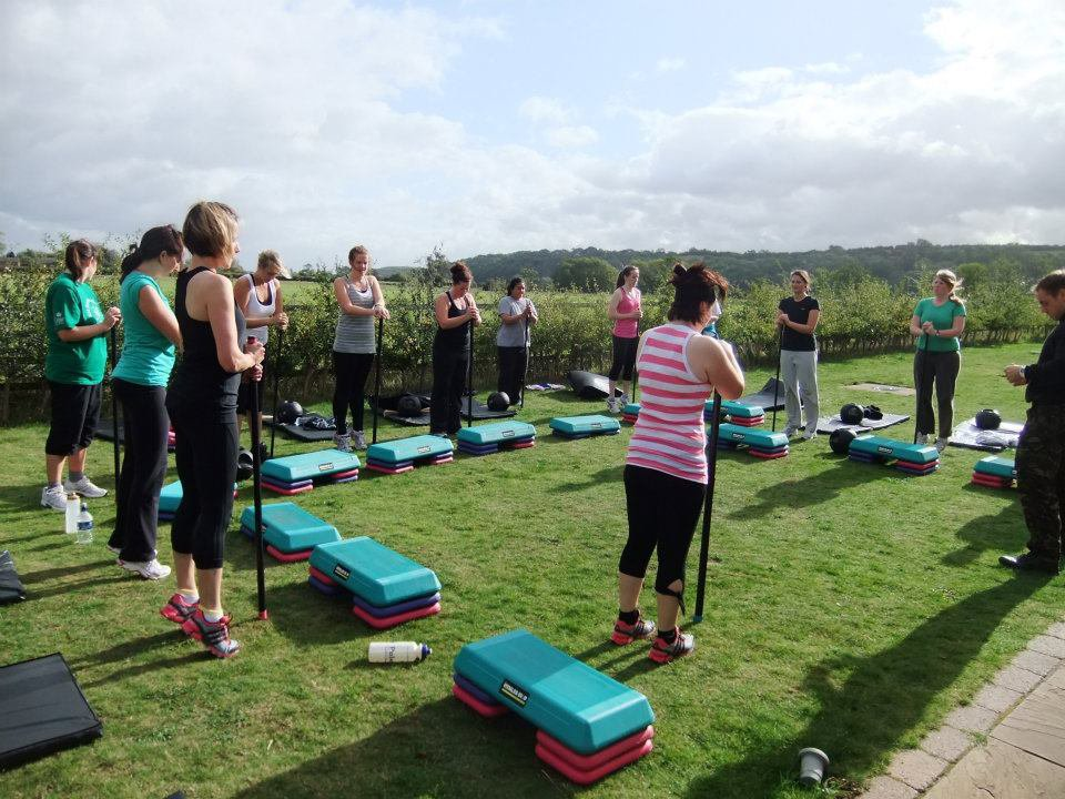 Womens boot camp UK – the ultimate way to healthy living