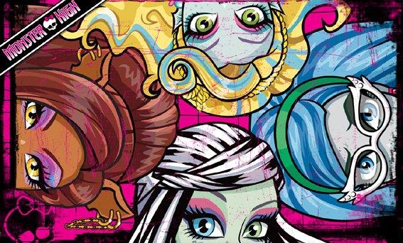 Le maquillage Monster High: complète ton look monstrueusement glamour! - Les conseils de Funiquete | Devenez un roi de la diversion !