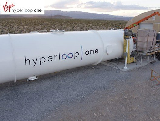 Virgin Group invests in Hyperloop One project   Supply Chain