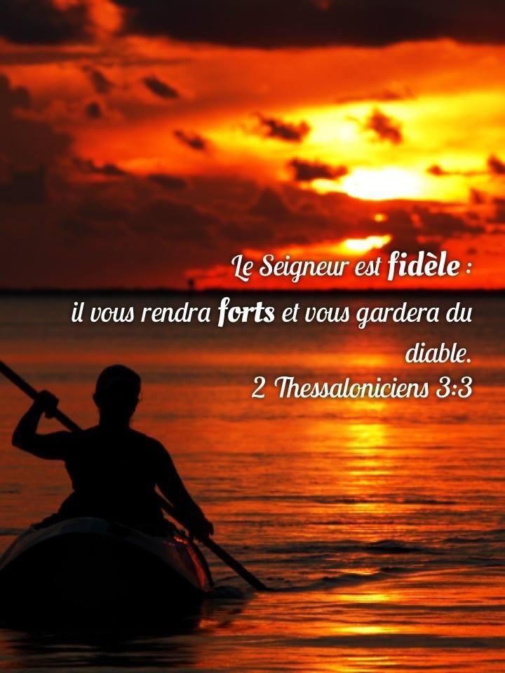 Dieu est Fidèle | www.la-Bible.info