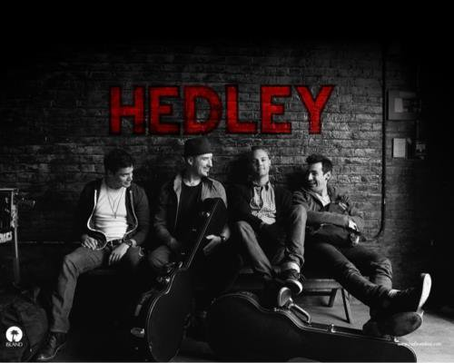 Hedley is my life. | Facebook