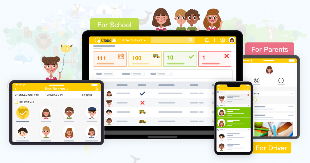 Childcare App & Childcare Management Software