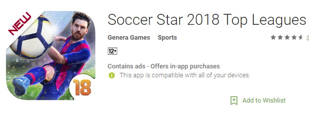 Soccer Star 2018 Top Leagues Apk Download for Android - Download Free Android Games & Apps Apk Files