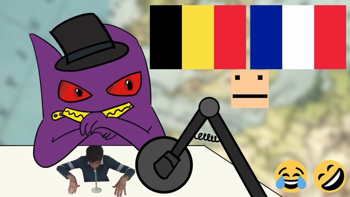 Imas69 #97 - La France et la Belgique