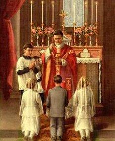 Fraternité Sacerdotale Saint-Pie X - FSSPX - SSPX - La Porte Latine - Catholiques de Tradition - Mgr Lefebvre - Mgr Fellay - Messe des Fidèles