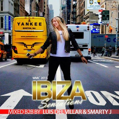 Ibiza Sensations 113 (HQ) b2b with Smarty J - Miami WMC 2015 Set