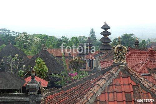 """""""Temple de Besakih"""" photo libre de droits sur la banque d'images Fotolia.com - Image 46927652"""