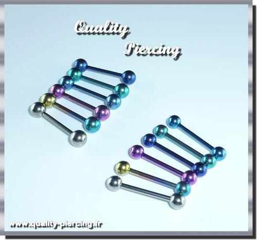 Quality Piercing - Les piercings des pierceurs