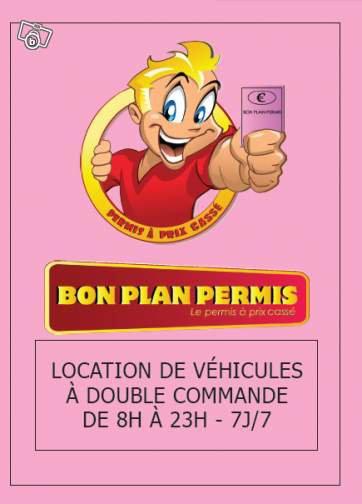 Location de voiture auto-cole Services Loiret - leboncoin.fr