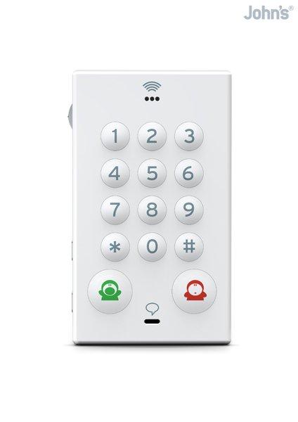 John's Phone : le téléphone des publicitaires qui coupent la branche sur laquelle ils sont assis (ou