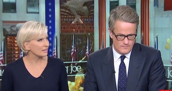 Morning Joe's Mika Bashes Trump: It Then Just Gets Plain Awkward