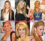 Voici toutes sortes de coupes de cheveux de Shakira, je la trouve magnifique & vous? Je t'invite à donner ton avis.