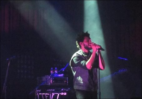 Live Opinion • THE WEEKND live in Brussels • 14.03.13 • We wanna be HIGH FOR THIS! #Chronyx | CHRONYX.be : we love urban music !