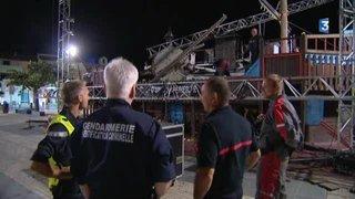 Languedoc-Roussillon : Grave accident au Barcares pendant un concert