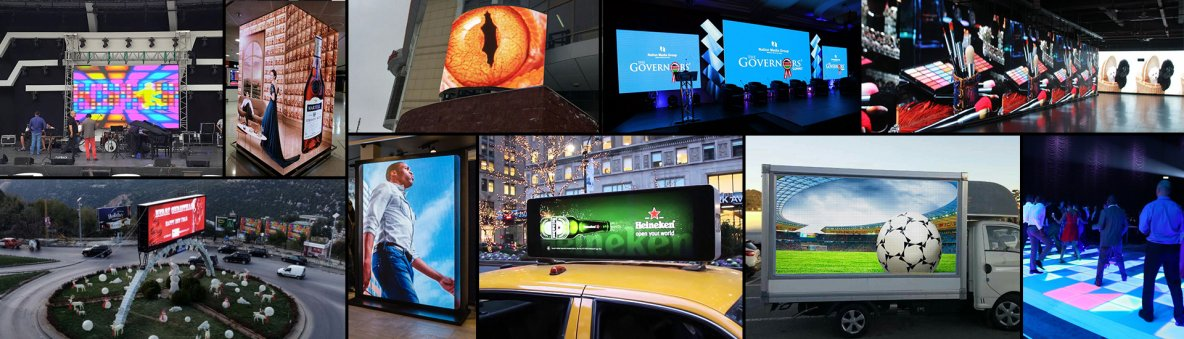 Indoor LED Display,Outdoor LED Display,LED Advertising Player,Originality LED Display - MP LED Technology