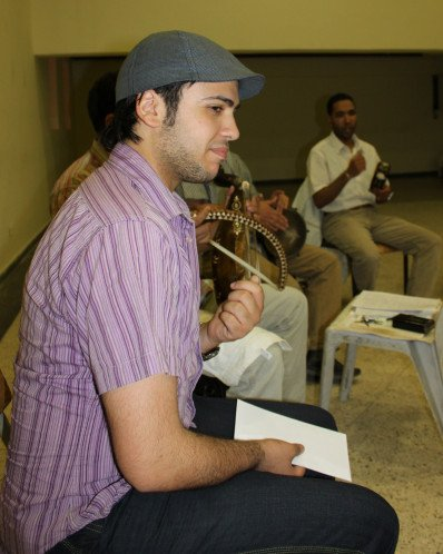 Musique au Maroc